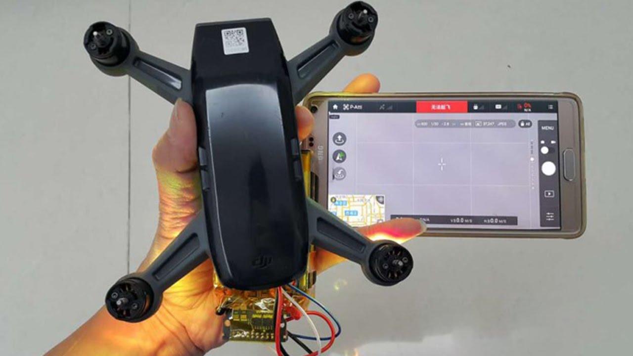 DJI Spark: 4K Camera, 2-Axis Gimbal, and More!