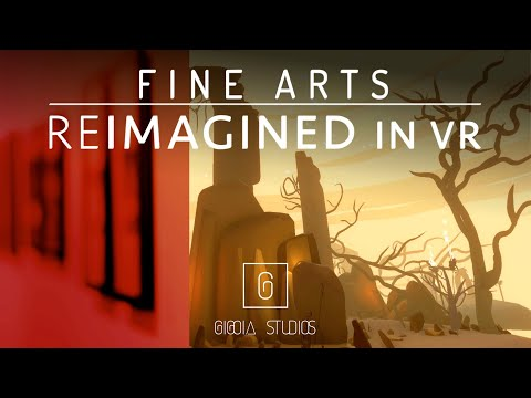 FINE ARTS REIMAGINED VR  // Gothic Romanticism