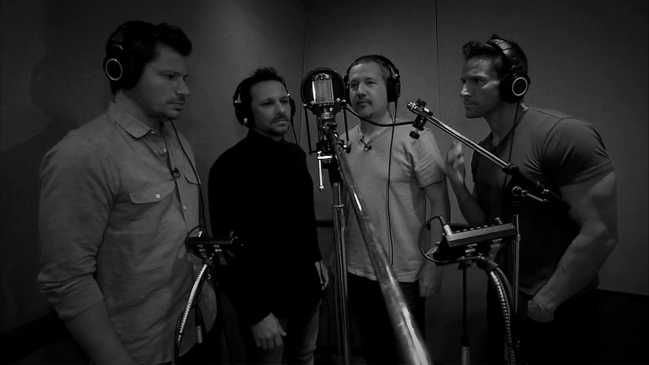 98 Degrees at Christmas - YouTube