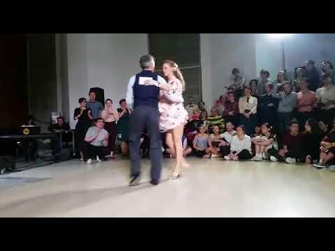 Adamo Ciarallo J&J Balboa Finals Moscow Dance Camp
