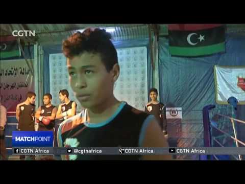 Libya's budding boxers keen to improve sports fortunes