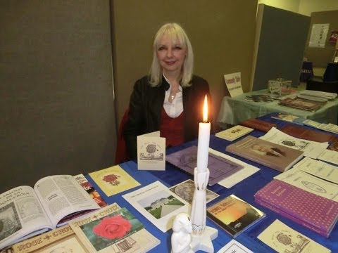 Interview with Ingrid Hutchinson - Rosicrucian Order - January 26, 2013
