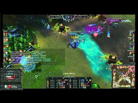 Pain Gaming vs Smart People - FinalCupH2O FINAL LoL