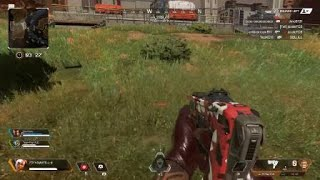 Apex Legends  given the run around