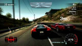 Need For Speed: Hot Pursuit - Murciélago LP 670-4 SV (Racer) - From Gold to Bronze
