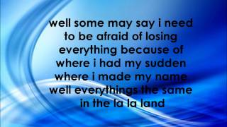 Demi Lovato La La Land Lyrics