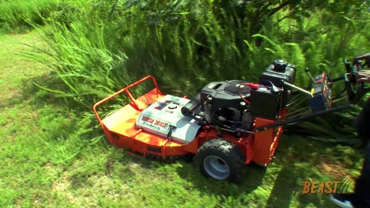 Heavy Duty Brush Mower Field Mower 36 Inch Brush Beast