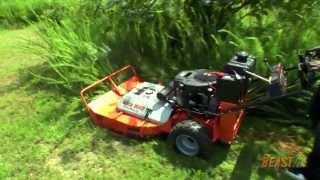 Heavy Duty Brush Mower/Field Mower. 36-inch Brush Beast rough terrain brush mower