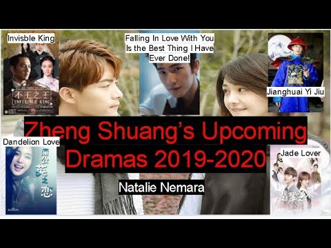 Best Chinese Dramas 2020 Zheng Shuang's Upcoming Dramas 2019 2020 & Rumored Dramas   YouTube