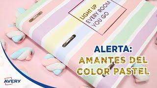 LANZAMIENTO: Carpeta Escolar Pastel n3 | Avery Argentina