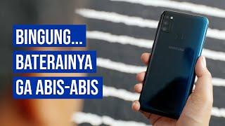 Powerbank Android?? // Nyiksa Samsung Galaxy M30s Seharian