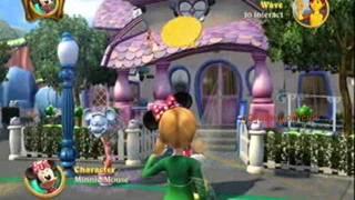 Kinect Disneyland Adventures Xbox 360 Playthrough Part 18