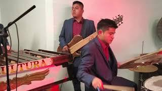 Presentación de la Marimba Sonal ko konob  U S A en Los Angeles calif..12/14/19