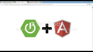 File Upload Using Angular With Spring Boot