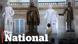 Should Confederate monuments be on display in the U.S. Capitol?
