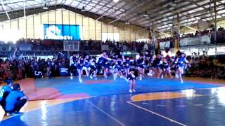 Angelicum College intramurals 2013 Blue team.