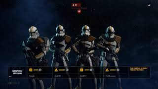 Intense Fight for Naboo - Star Wars Battlefront II Galactic Assault