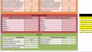 Diablo III - Calculadora de DPS - V2.0 [by Jazz]