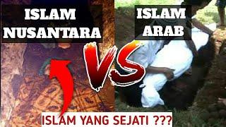 ISLAM ARAB ABAL2! Pengusung Islam Nusantara berbicara tentang Islam Arab