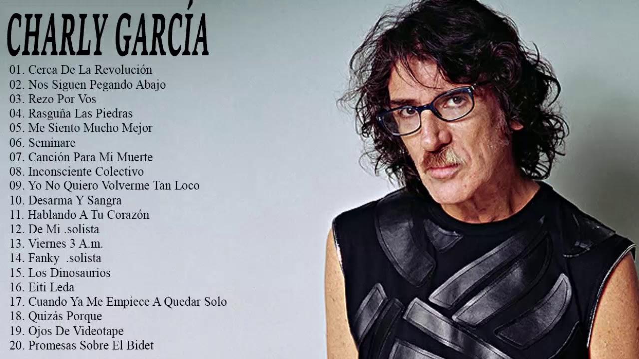 Download Charly García 25 Grandes Exitos Sus Mejores Canciones