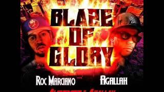 Agallah ft. Roc Marciano - Blaze of Glory