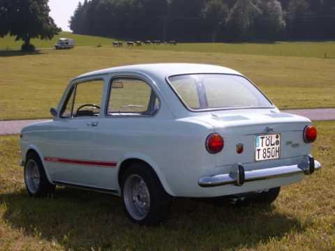 Fiat 850 N Restauration Abarth 850n Oldtimer Seat 850