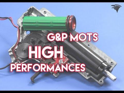 G&P MOTS CUSTOM DSG High Performance ( 35 RPS ) | Raven Airsoft |