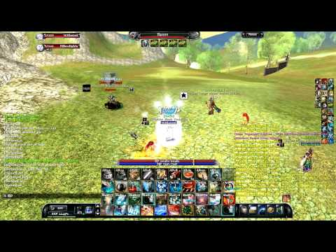 [Archlord] Ultimate PvP Withered Lv 120 Elementalist