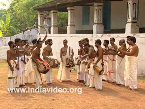 Panchavadyam - the melody of five