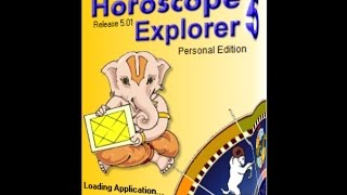 PublicSoft Horoscope Explorer 5.0.0.1 ( Installing & review ) ll   astrology   ll screenshot 3