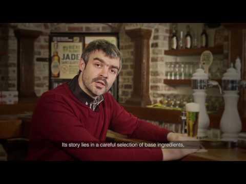 JADE Blonde Bio - Bière Biologique Artisanale - Brasserie Castelain