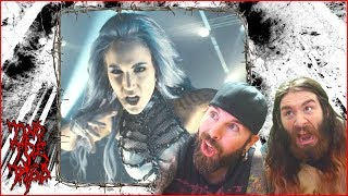 ARCH ENEMY The World Is Yours OFFICIAL VIDEO REACTION