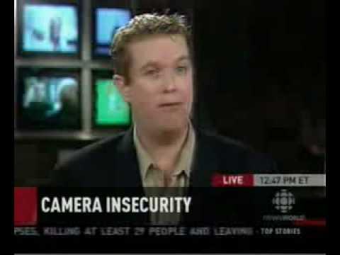 Scary surveillance Pre-Crime Cameras Financed By Americans