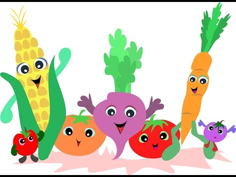 vegetable-for-kids- -learn-names-of-fruits-and-vegetables- -fruits-and-vegetables- -kbtvbaby