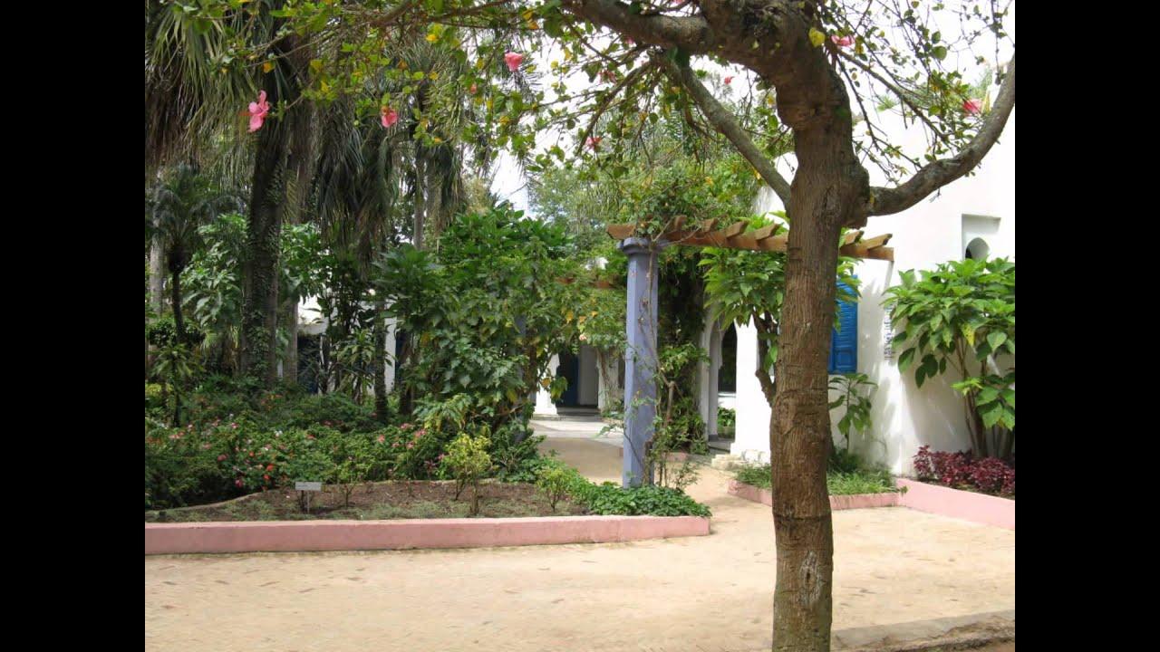 les jardins exotiques de sidi bouknadel rabat sal youtube. Black Bedroom Furniture Sets. Home Design Ideas