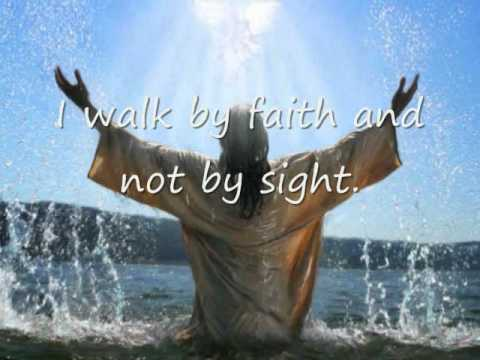 I Walk By Faith song by Debra Snipes.avi