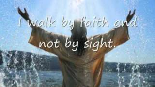 I Walk By Faith song by Debra Snipes.avi