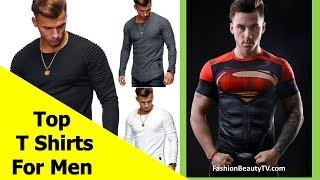Top 50 best affordable T Shirts for men S4