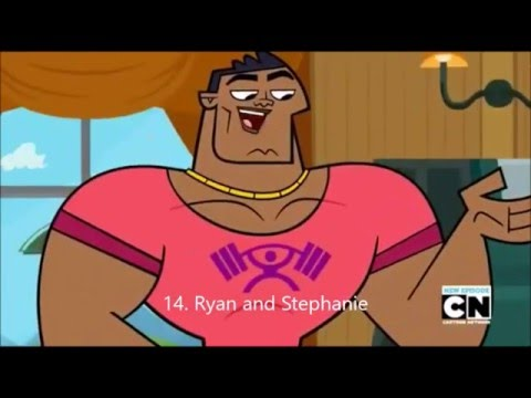 Top 17 Total Drama Couples