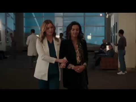 Download Nic introduce Bellie to Kate to join there team - The Resident Season 4 episode 8