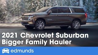 2021 Chevrolet Suburban Reveal & Details