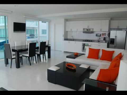 Hermosos apartamentos en Cartagena de Indias
