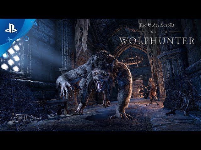 The Elder Scrolls Online: Wolfhunter - Official Trailer | PS4