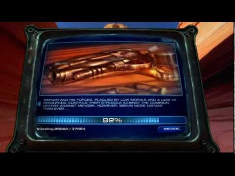 How To Install And Crack Starcraft II Wings Of Liberty Reloaded