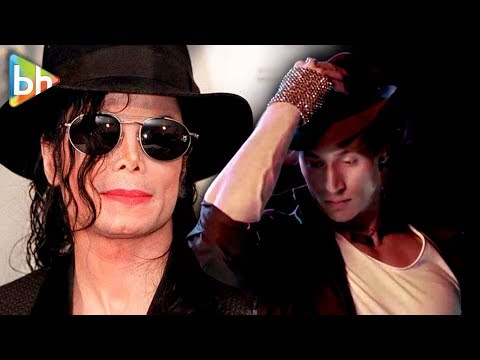 Tiger Shroff - Michael Jackson Tribute Full
