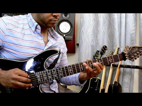 Romeo Santos - Heroe Favorito Guitar (solo)
