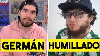 5 YOUTUBERS HUMILLADOS POR GERMÁN de JuegaGerman y HolaSoyGerman 😂