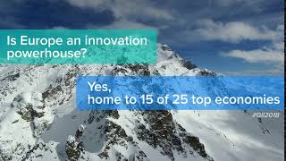 Global Innovation Index 2018 Q&As: Europe, an innovation powerhouse?