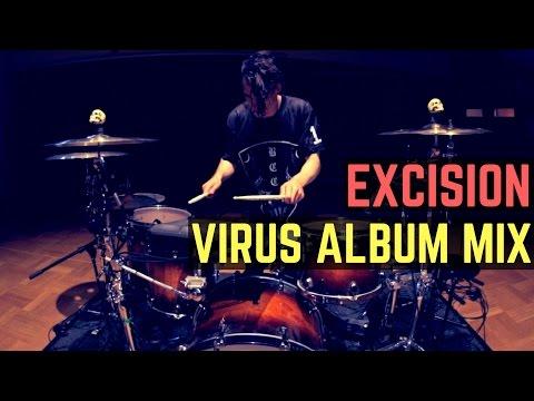 Excision - Virus Album Mix | Matt McGuire Drum Cover