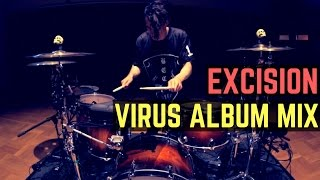 Excision - Virus Album Mix | Matt McGuire Drum Cover